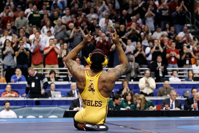 The One-Legged Wrestler Who Conquered His Sport, Then Left It Behind