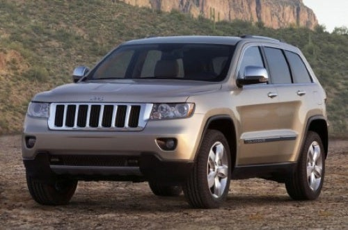 Select Your Terrain with the All-New 2011 Jeep Grand Cherokee