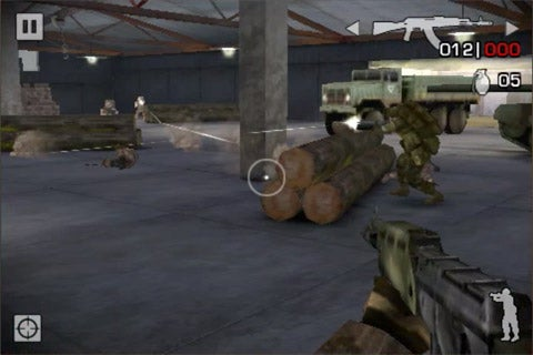 Battlefield On The iPhone: Bad Company?