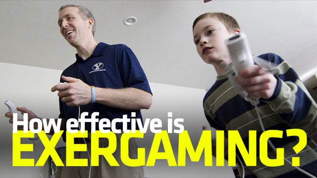 Can Video Games Keep Your Children Physically Fit?