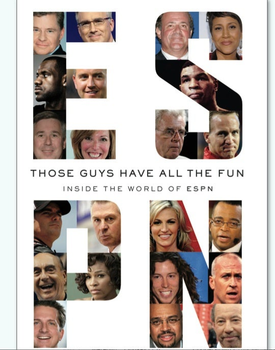 Embargoed ESPN Book Already Being Shopped To Checkbook Journalists