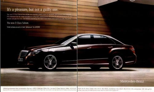 Did This UK Mercedes Ad Cross The Line?