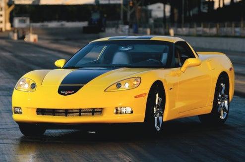 Corvette ZHZ: Hertz Adds A 'Vette To The Rent-A-Racer Fleet