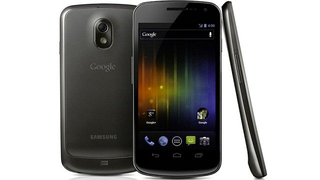 Samsung Galaxy Nexus Isn't Coming 'til Next Month