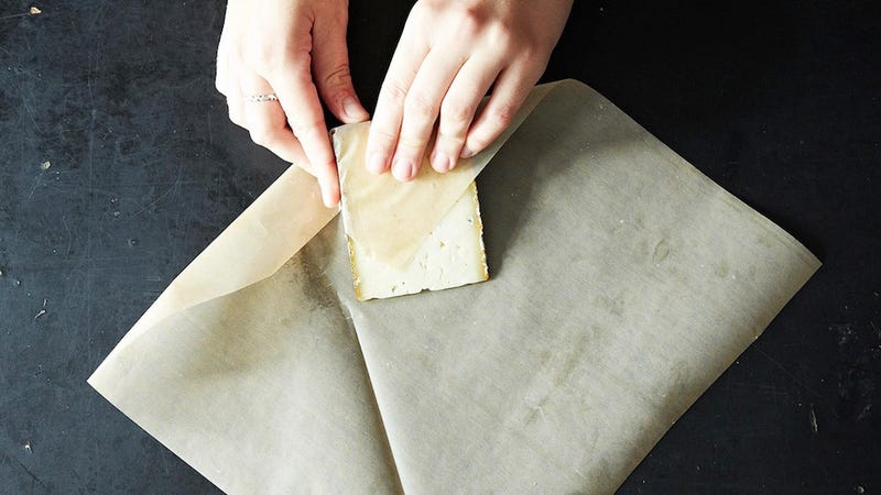 The Right Way to Wrap Cheese for Maximum Freshness