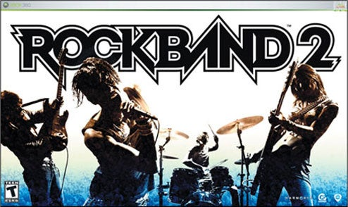 Possible Rock Band 2 Box Art, Release Date
