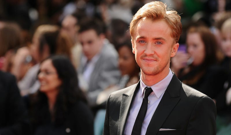 Draco Malfoy Took A Lamborghini Through An In-N-Out Drive-Thru