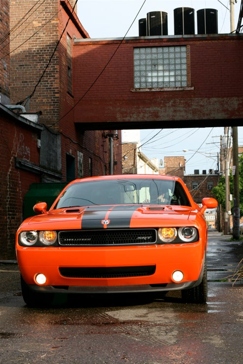 2008 Dodge Challenger SRT8, Part Two