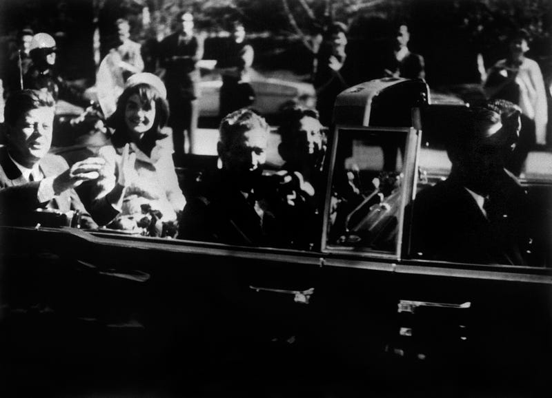 Why Is This Agency Holding Onto Unreleased JFK Assassination Footage?
