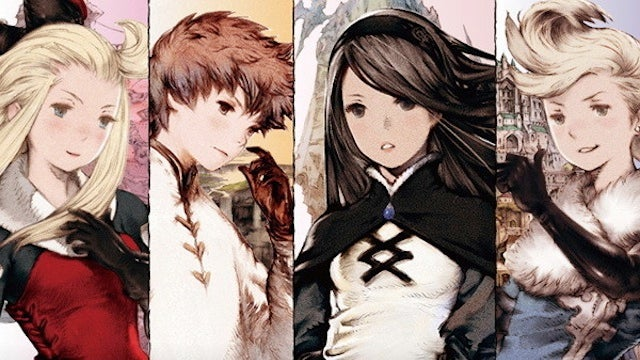 ​Four Reasons To Love Bravely Default