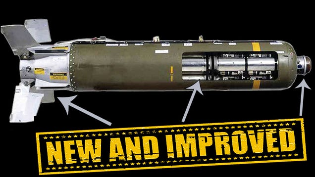 How Dumb Cluster Bombs Are Becoming Heinously Smart