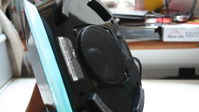 Tron Light Disk Audio Dock Gallery