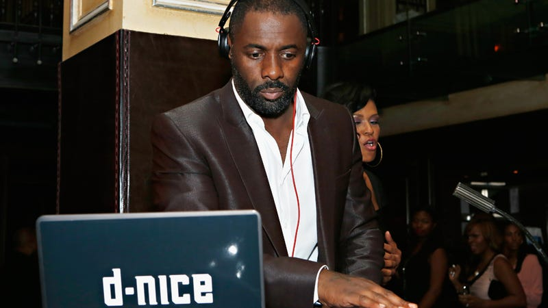 Idris Elba Takes a Year Off Acting to Concentrate on Being Your Boyfriend