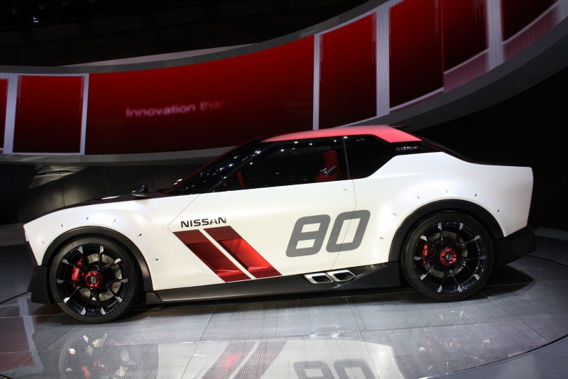 Nissan Reportedly Redesigns IDx for Production, Ditches Retro Style