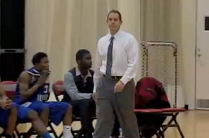 HS Hoops Team May Boycott Its Racist Coach