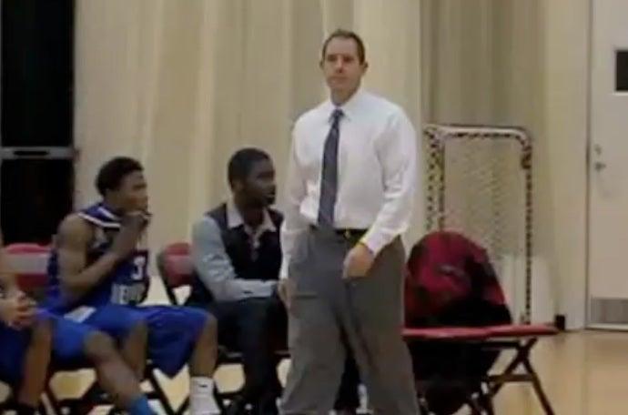 HS Hoops Team May Boycott Its Racist Coach