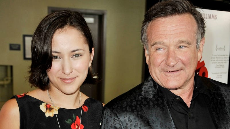 Trolls Bully Robin Williams' Daughter with Fake Pictures of His Body