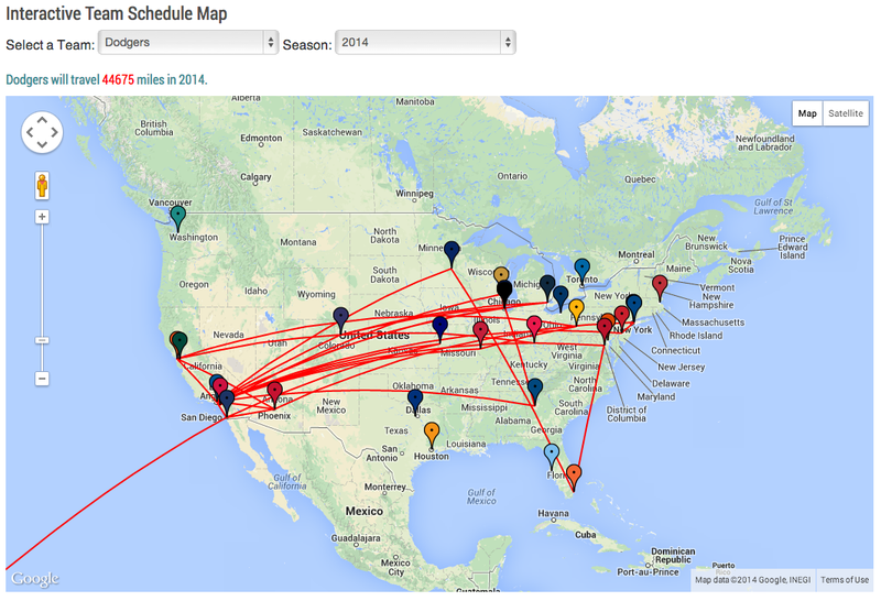 Mariners Will Travel 51,540 Miles In 2014, Circle Earth Twice