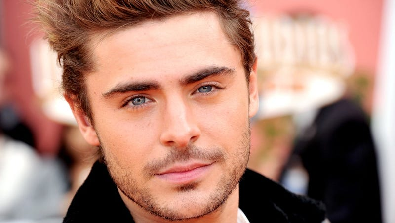 "Zac Efron Went to Rehab For ""Serious"" Cocaine Problem"