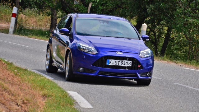 There Is A Diesel Ford Focus ST Coming But Don't Call It The Focus STD