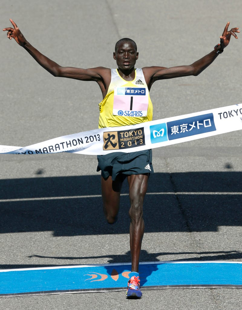 Get To Know The Boston Marathon Field