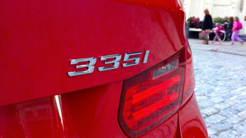 2012 BMW 335i: The Jalopnik Review