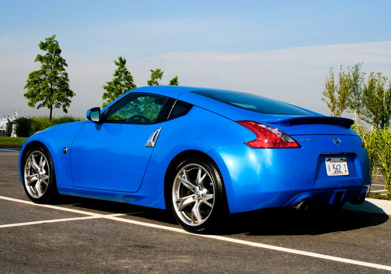 2009 Nissan 370Z: Part One