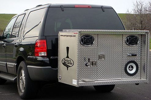 Party-A-Cargo Brings the Bro-Down to Wherever Your Truck Can Park