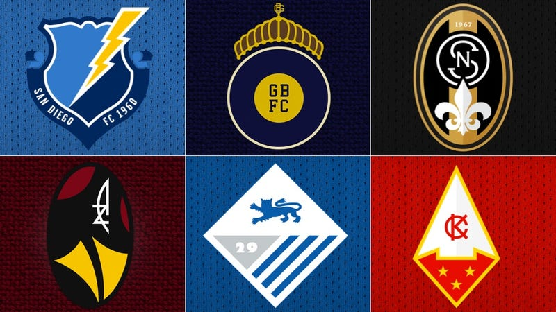 NFL Logos As European Soccer Badges, Part II