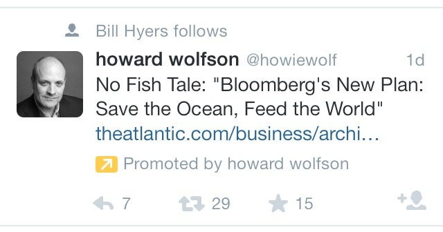 Hey, Howard Wolfson: Please Stop Promoting Your Stupid Tweets