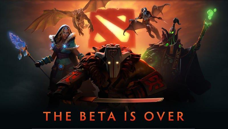 "Valve Finally ""Releases"" DOTA 2"
