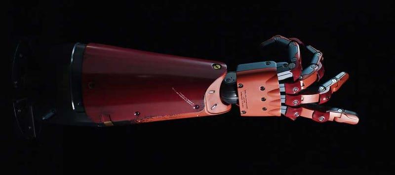 Konami fabricará un brazo como el deMetal Gear Solid Vpara unjugador discapacitado