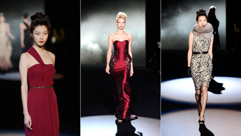 Badgley Mischka, for the Fierce Femme Fatale in You