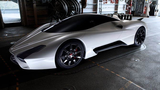 SSC Ultimate Aero II: A Closer Look