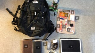 The Undergraduate's School Bag