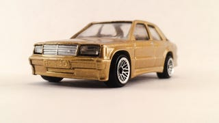 Hot Wheels Mercedes-Benz 2.6