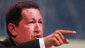 Hugo Chavez Is Governing Venezuela Over Twitter