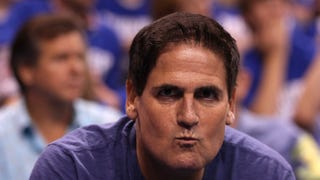 Mark Cuban Celebrated His First Billion By Hitting Refresh While Naked