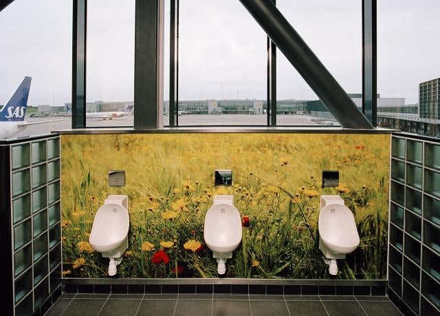 Urinals Coming to Airplanes, Beware the Golden Shower Turbulence