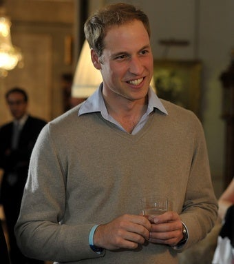 Prince William Rescues Man from Gas Rig