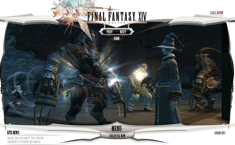 Have Some New Final Fantasy XIV Online Images
