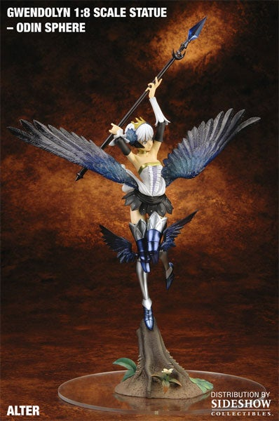 The $95 Odin Sphere Statue