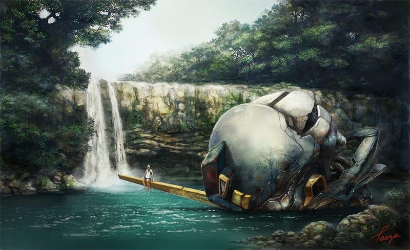 More Killer Concept Art From Korea