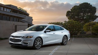 ​Great News! It's The 2016 Chevrolet Malibu