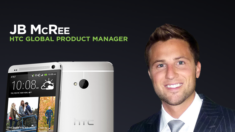Ask This HTC Rep Whatever You Want About the HTC One Right Now