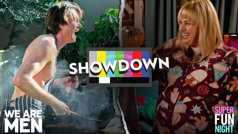 Showdowns: ABC's Super Fun Night vs. CBS' We Are Men