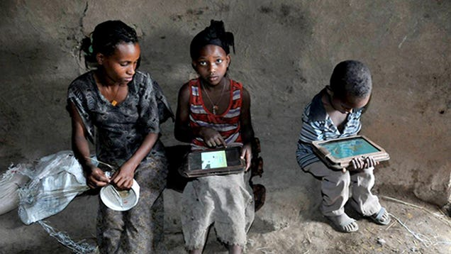Ethiopian Kids Hack Their OLPC Tablets in 5 Months, With No Help