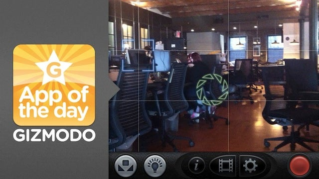 Filmic Pro for iPhone: Like Whoa, Your iPhone Video Camera Is All Professional Now