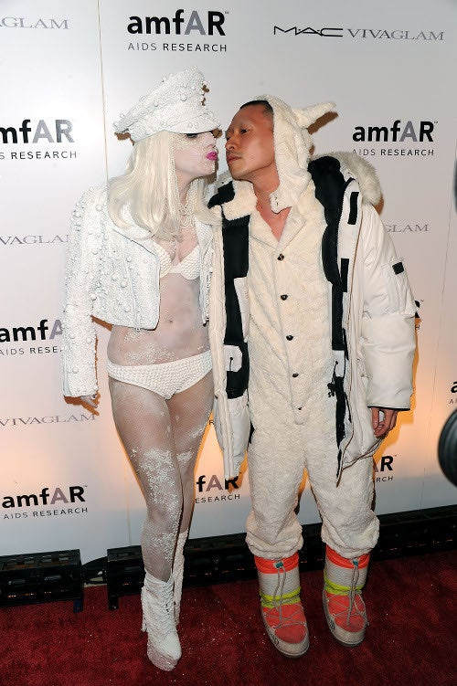 Gaga Ooh La La: AmFar Gala, As Always, One Of The Year's Best
