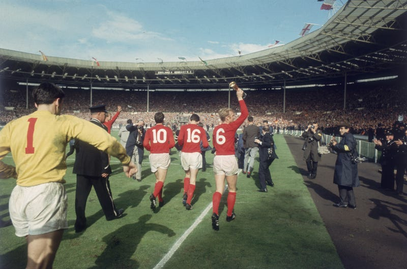 This Technicolor Footage Of The 1966 World Cup Is Incredible